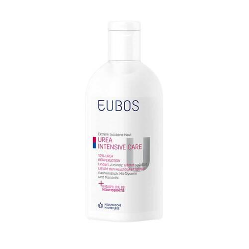 Eubos Trockene Haut Urea 10% Körperlotion - 2