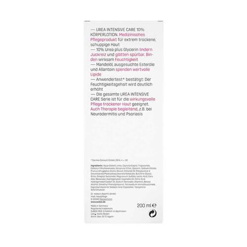 Eubos Trockene Haut Urea 10% Körperlotion - 4