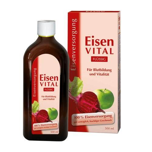 Eisen Vital Flüssig - 1