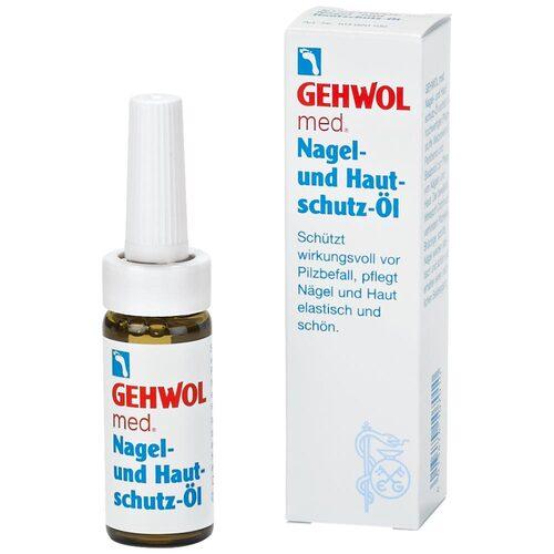 Gehwol med Nagel- und Hautschutzöl - 1
