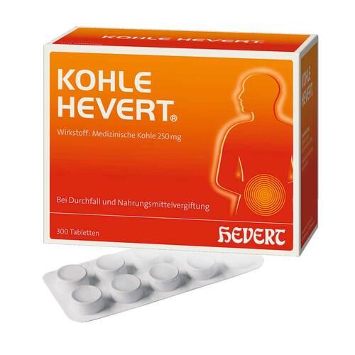 Kohle Hevert Tabletten - 1