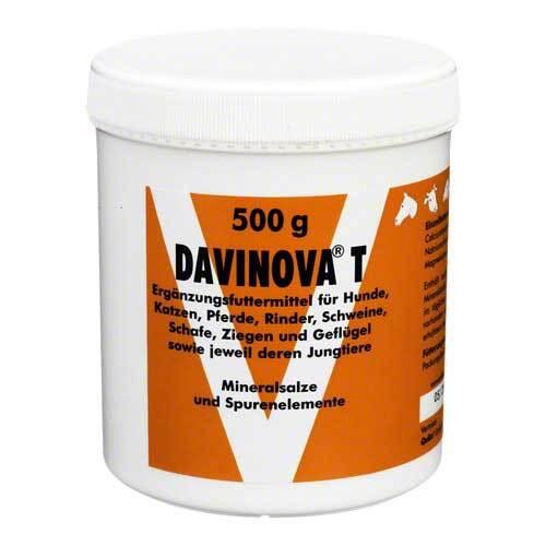 Davinova T vet. Pulver - 1