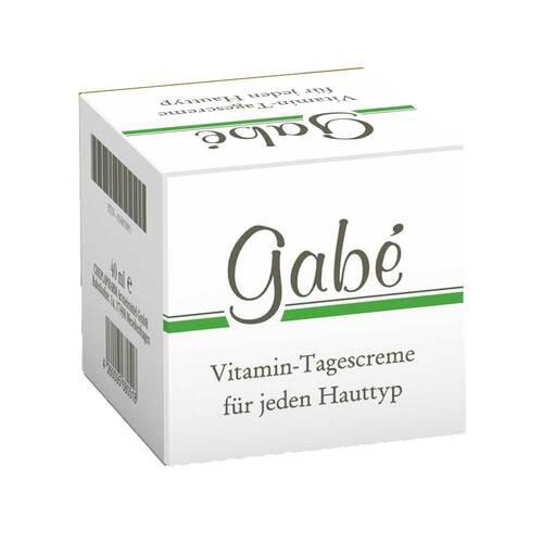 Gabe Vitamin Tagescreme - 1