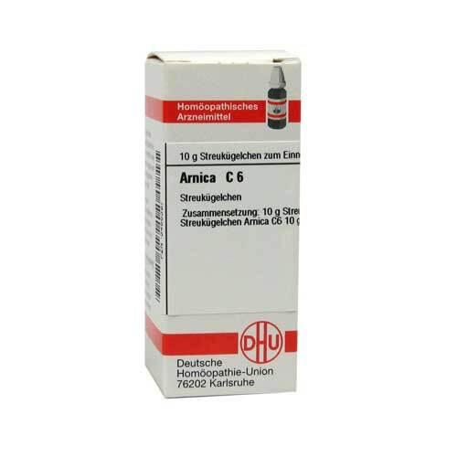 DHU Arnica C 6 Globuli - 1