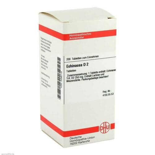 Echinacea HAB D 2 Tabletten - 1