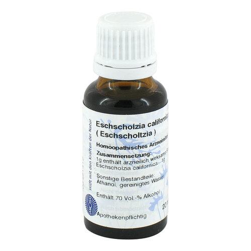 Eschscholzia Cal. Urtinktur flüssig - 1