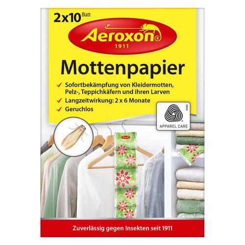 Aeroxon Mottenpapier - 1