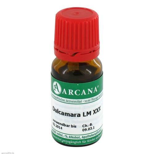 Dulcamara Arcana LM 30 Dilution - 1