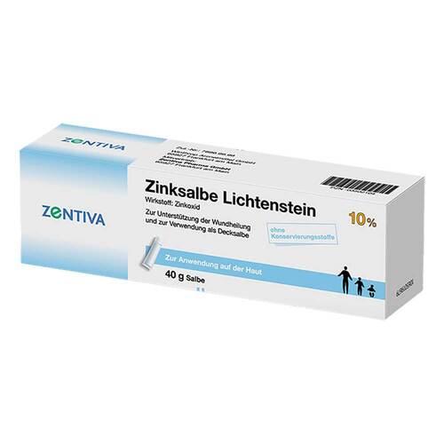 Zinksalbe Lichtenstein - 1