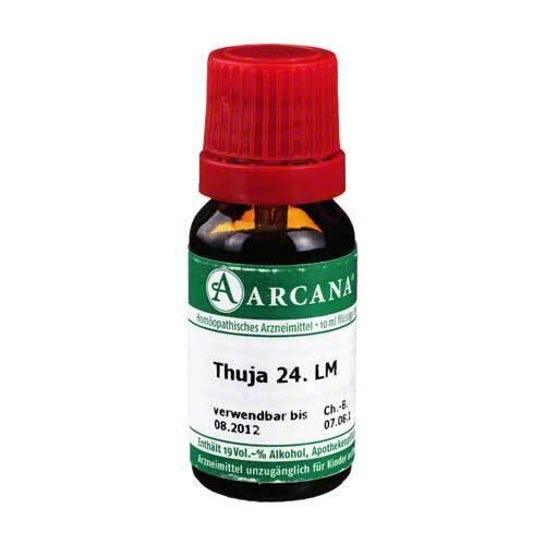 Thuja Arcana LM 24 Dilution - 1