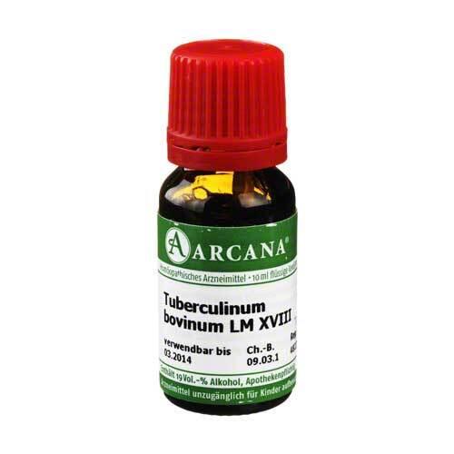 Tuberculinum Bovinum Arcana LM 18 Dilution - 1