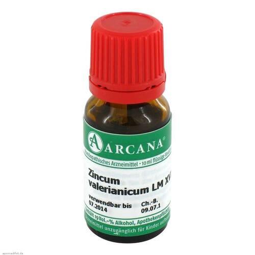 Zincum valerianicum Arcana LM 18 Dilution - 1