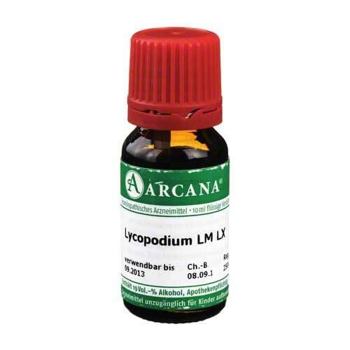 Lycopodium Arcana LM 60 Dilution - 1