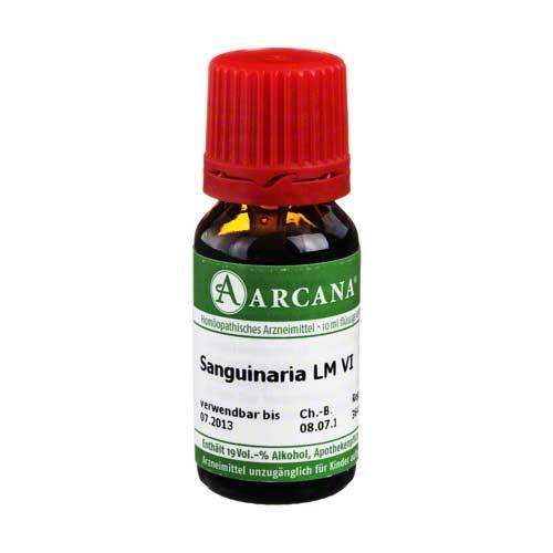Sanguinaria Arcana LM 6 Dilution - 1