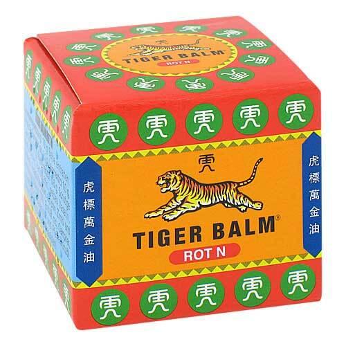 Tiger Balm rot N - 1