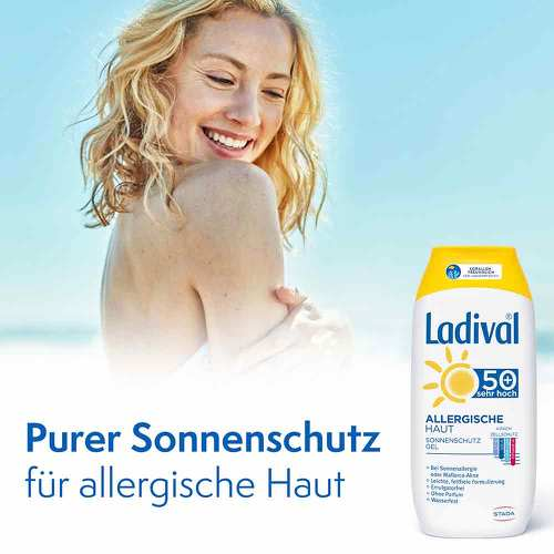 Ladival allergische Haut Gel LSF 50+  - 2