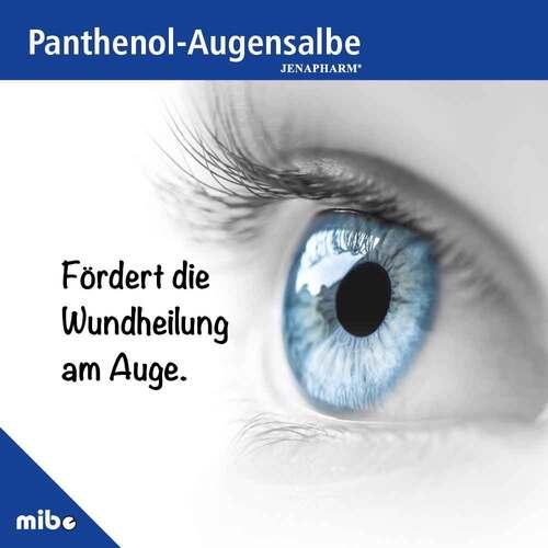 Panthenol Augensalbe Jenapha - 2