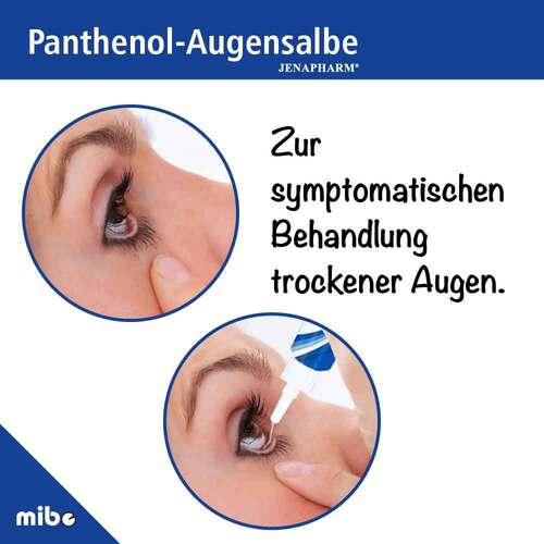 Panthenol Augensalbe Jenapha - 3
