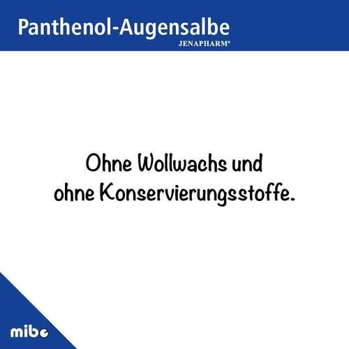 Panthenol Augensalbe Jenapha - 4