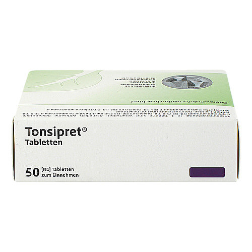 Tonsipret Tabletten - 4