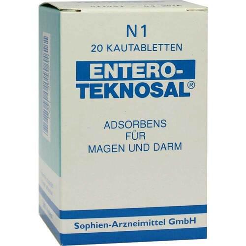 Entero Teknosal Kautabletten - 1