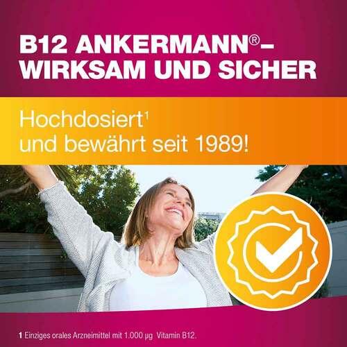 B12 Ankermann 1000 µg Tabletten - 4