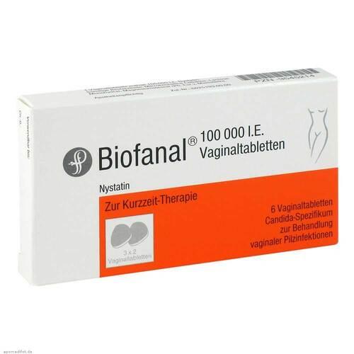 Biofanal Vaginaltabletten - 1
