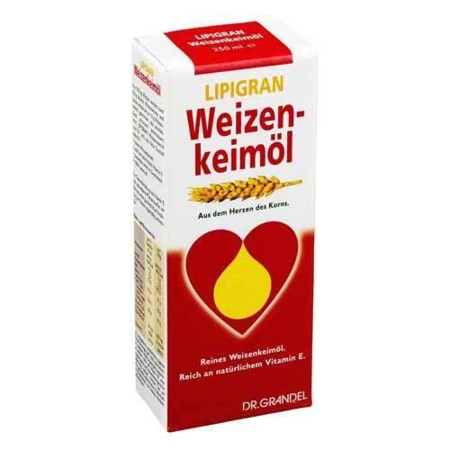 Weizenkeimöl Lipigran Grandel - 1