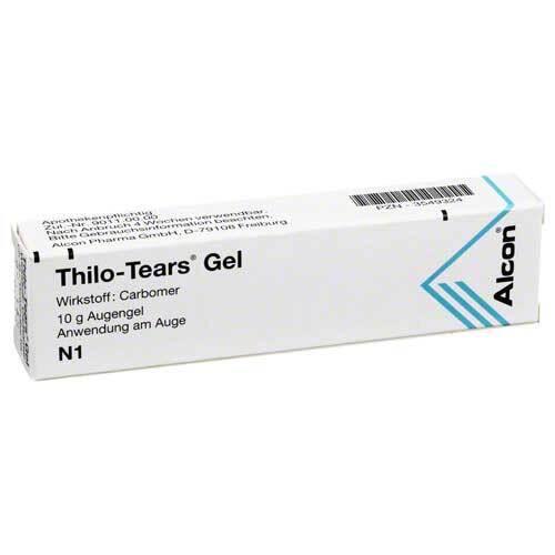Thilo Tears Augengel - 1