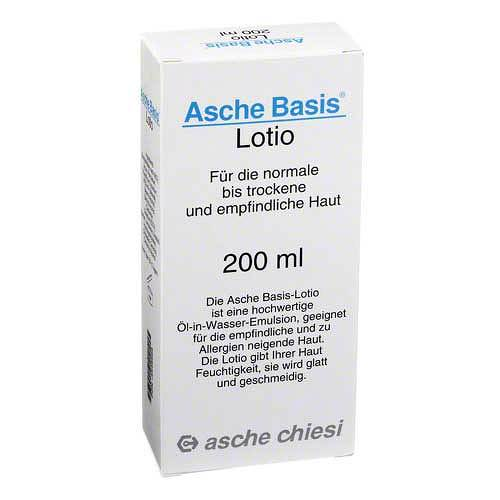 Asche Basis Lotio - 1