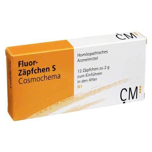 Fluorzäpfchen S Cosmochema - 1
