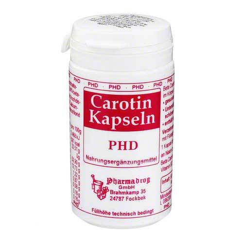 Carotin Kapseln - 1