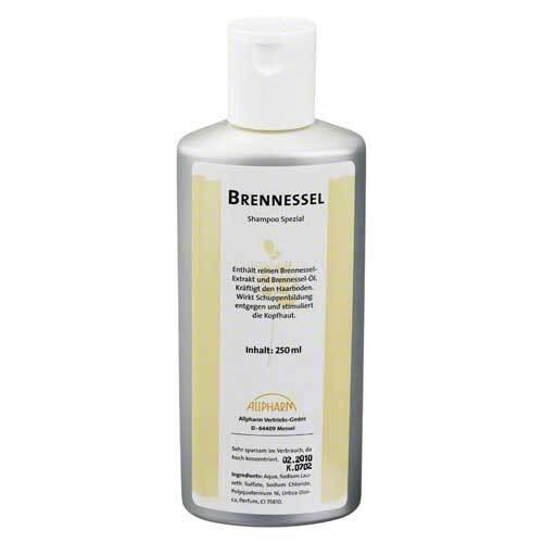Brennessel Shampoo spezial - 1