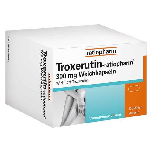 Troxerutin ratiopharm 300 mg - 1