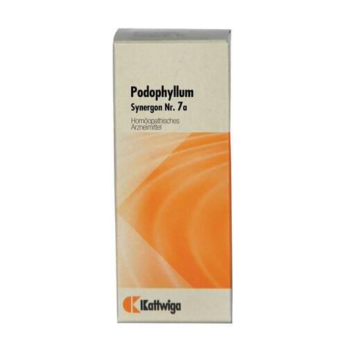 Synergon 7 a Podophyllum N T - 1