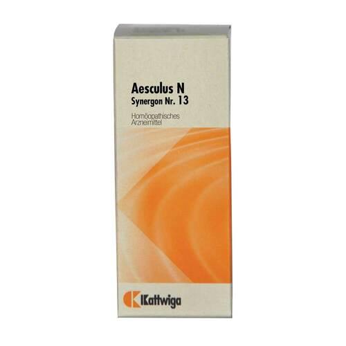 Synergon 13 Aesculus N Tropf - 1