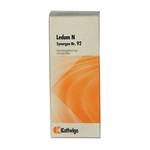 Synergon 92 Ledum N Tropfen - 1