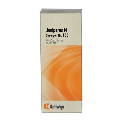 Synergon 165 Juniperus N Tro - 1