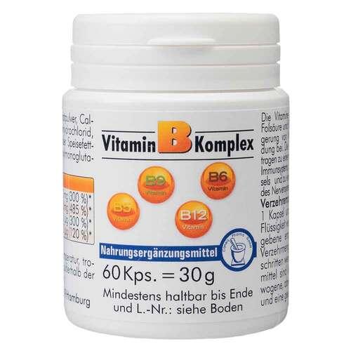 Vitamin B Komplex Kapseln - 1