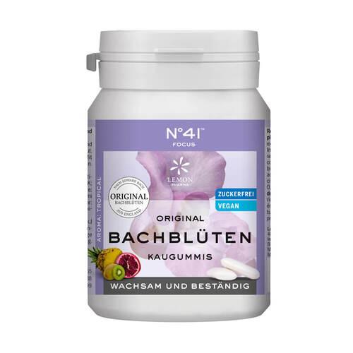 Konzentration Kaugummi nach Dr. Bach - 1