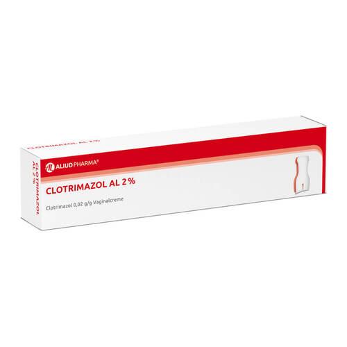 Clotrimazol AL 2% Vaginalcreme - 1