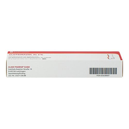 Clotrimazol AL 2% Vaginalcreme - 3