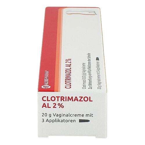 Clotrimazol AL 2% Vaginalcreme - 4