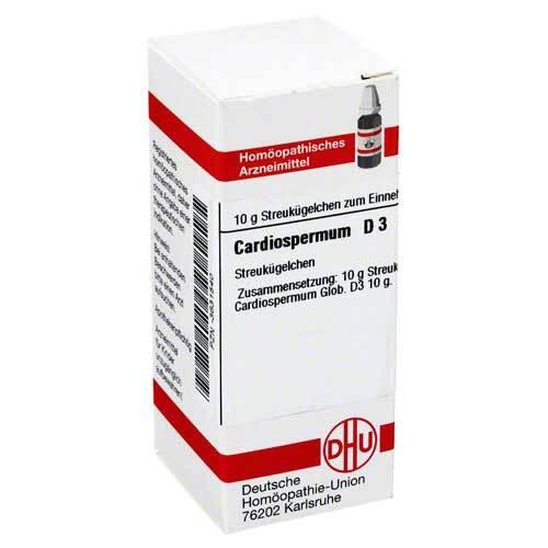 DHU Cardiospermum D 3 Globuli - 1