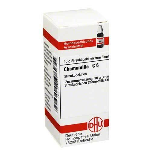 Chamomilla C 6 Globuli - 1