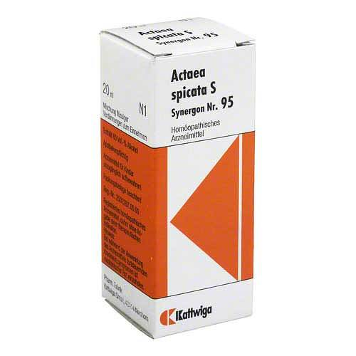 Synergon 95 Actaea spic. S T - 1