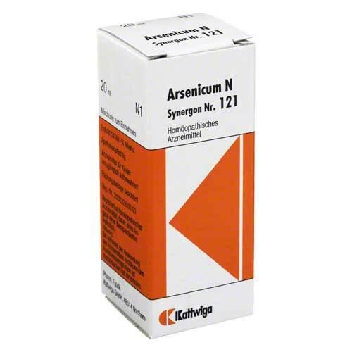 Synergon 121 Arsenicum N Tro - 1