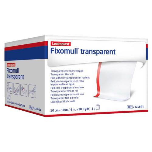 Fixomull transparent 10mx10c - 1