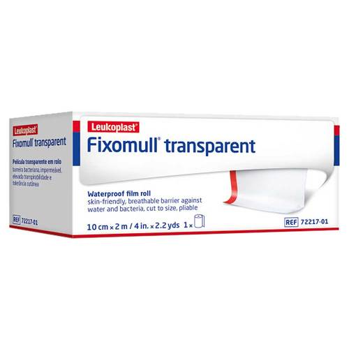 Fixomull transparent 2mx10cm - 1