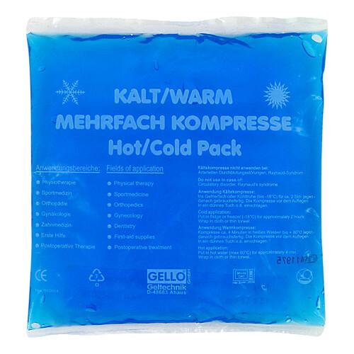 Kalt-Warm Mehrfachkompresse 13x14 cm lose - 1